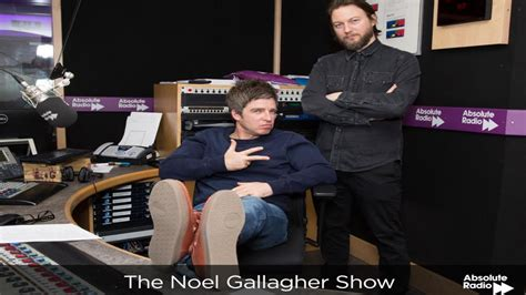 The Noel Gallagher & Matt Morgan Show 2016 | Absolute