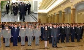 Kim Jong Un's wife Ri Sol-Ju wheeled out looking thin and
