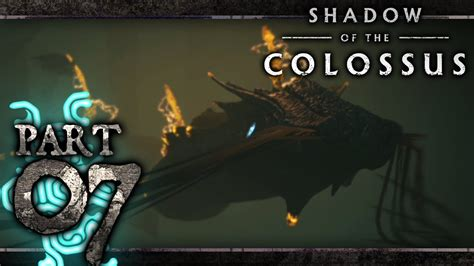 Shadow of the Colossus (PS4 Remake) - 7th Colossus (Hydrus