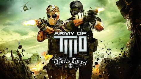 Army of Two The Devil's Cartel 2013 Wallpapers | HD