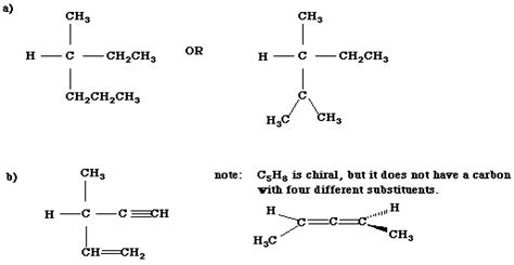 Drawing Stereoisomers