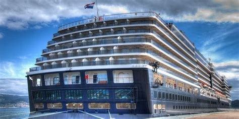 ms Zuiderdam - Itinerary Schedule, Current Position