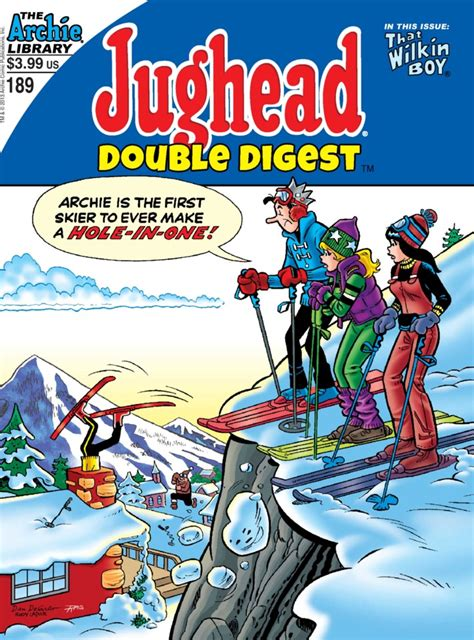 Jughead's Double Digest Magazine #189 (Issue)