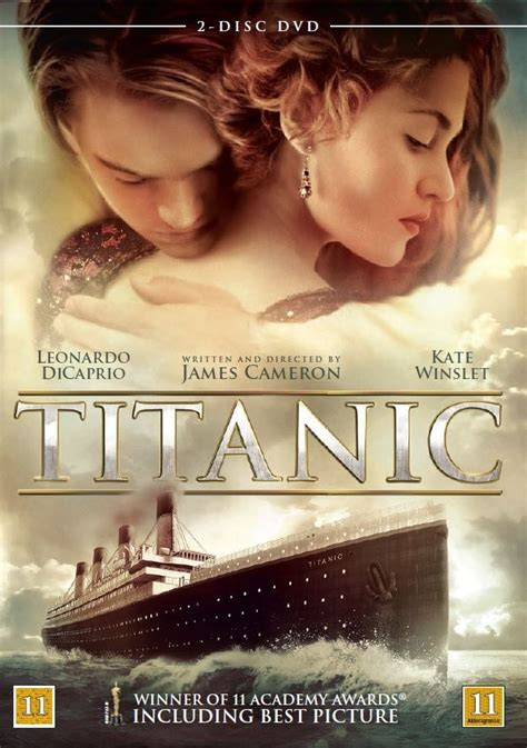 Titanic (2 disc) - Film - CDON