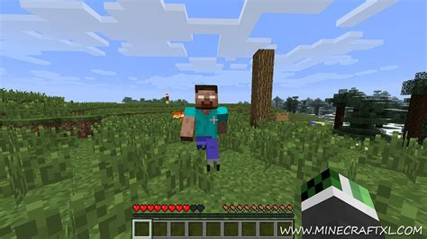 Herobrine Mod Download for Minecraft 1