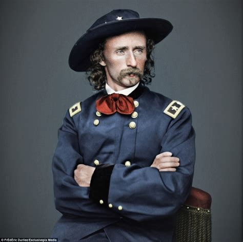 American Civil War portraits brought to life in colour