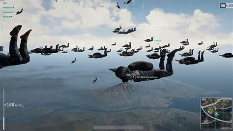 Battle Royale Games Can't Keep Hold of Players, According