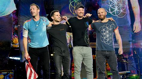 The Sunday Times Rich List 2018: Coldplay net worth