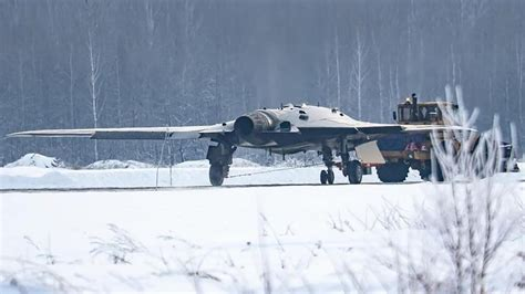 Detailed New Photos Of Russia's 'Hunter' Unmanned Combat