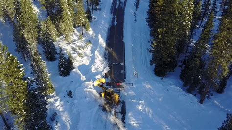 Lake Almanor, Chester, and Westwood California, Winter