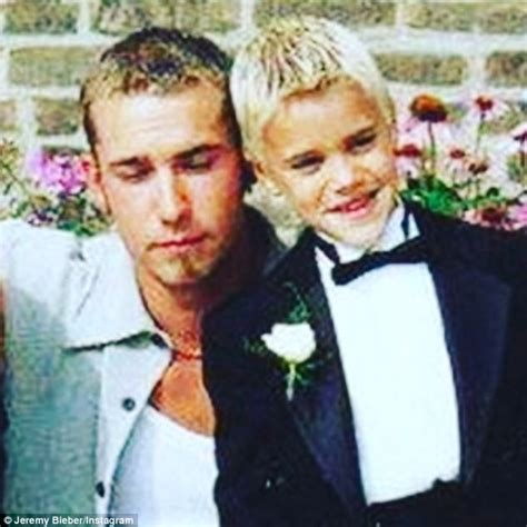 Justin Bieber shares tribute to father Jeremy on Instagram