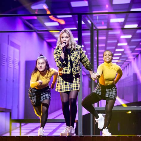 In Pictures: Melodifestivalen Rehearsal Day   Your Living City