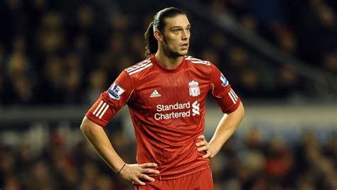 Andy Carroll Admits He Had to Google Liverpool Teammates