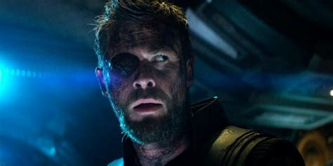 Get a good look at Thor's new hammer Stormbreaker from