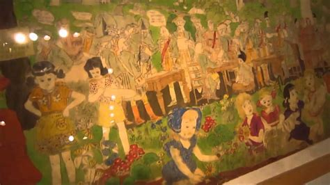 Henry Darger at Andrew Edlin Gallery - YouTube