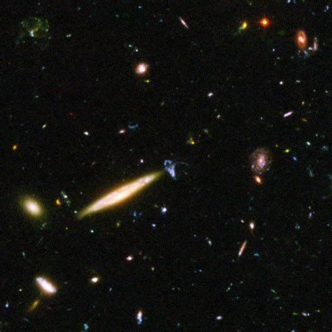 Hubble's deepest view ever of the Universe unveils