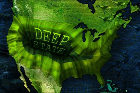 America Discovers the Deep State — Welcome to the Party