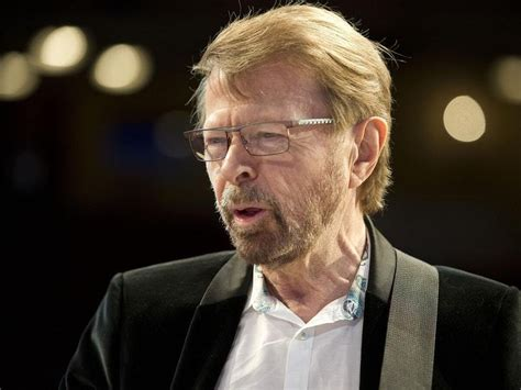 Abba star Bjorn Ulvaeus shares message of hope during