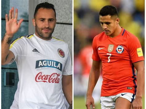 David Ospina blunder ends Chile and Alexis Sanchez's hopes