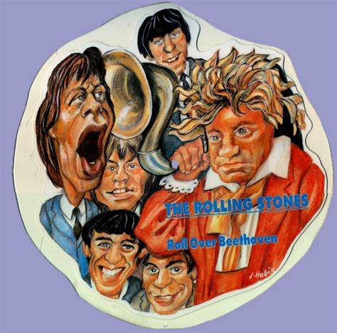 Rolling Stones - Roll Over Beethoven Video
