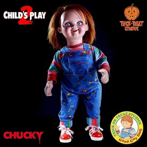 CHILD S PLAY 2 CHUCKY PROP REPLICA GOOD GUYS DOLL FROM