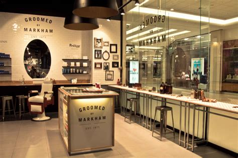 » Markham flagship concept store by TDC&Co