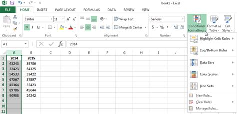 How to compare two columns to find duplicates in Excel