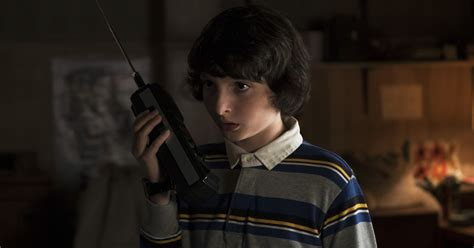 "Mike from ""Stranger Things"" is an extra adorable teen in"