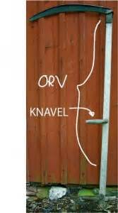Oh what a marvel, the simple knarvel!   Karin Englund
