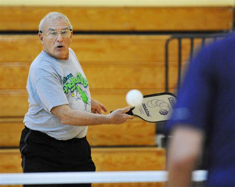Pickleball is a fast-growing sport with an unusual name