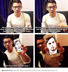 1000+ images about Conrad Ricamora on Pinterest | Conrad