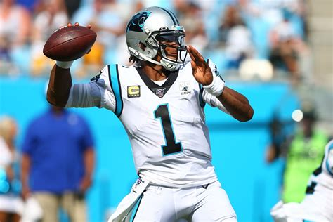 Cam Newton Signs With Patriots