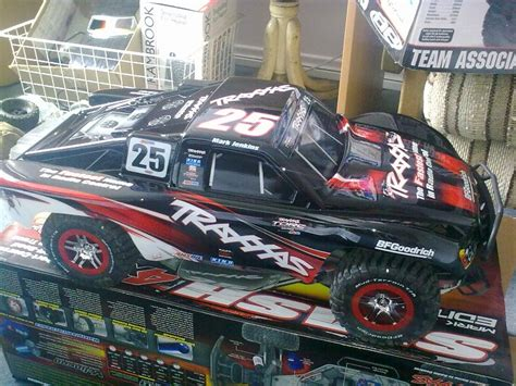 Traxxas Slash spec class racing at Ryde in 2009 and beyond