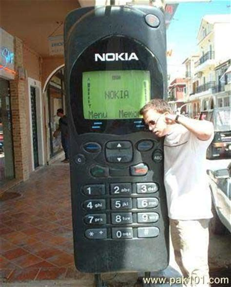 Funny Picture funny nokia phone | Pak101