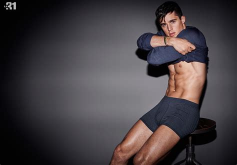 Pietro Boselli Models Fall 2015 Underwear Styles for