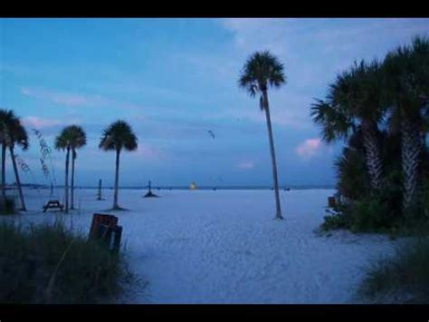 Siesta Key Beach (Part of our roadtrip to Orlando) - YouTube