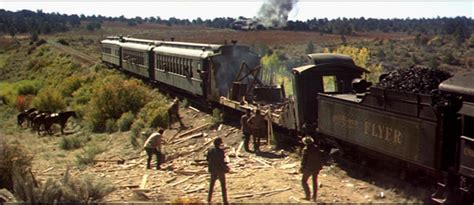 Adam's RTF Blog: Narrative Structures - Butch Cassidy and