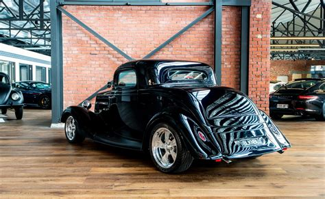 1934 Ford 3 Window Coupe Hot Rod - Richmonds - Classic and