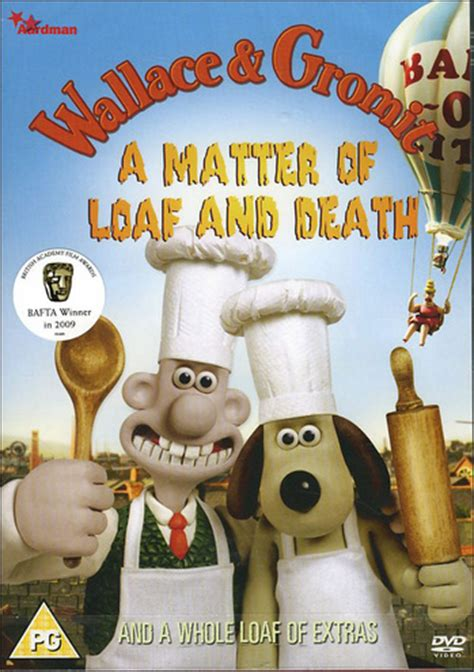 Wallace & Gromit: A matter of loaf and death (Import