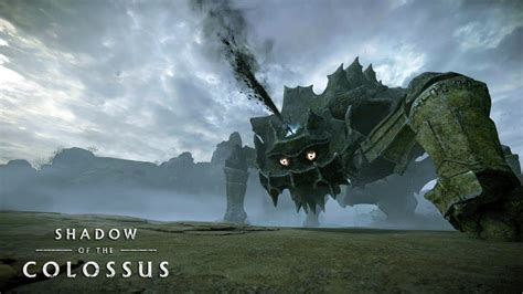 SHADOW OF THE COLOSSUS PS4 #9 - Colosso Resistente (PS4