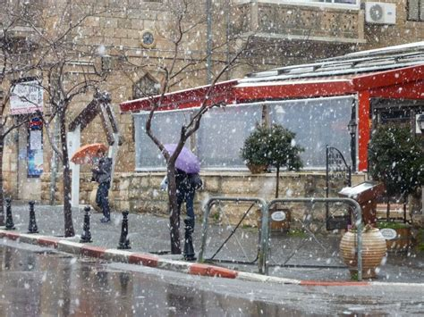 Snow in Jerusalem! | Places to visit, Favorite places, World