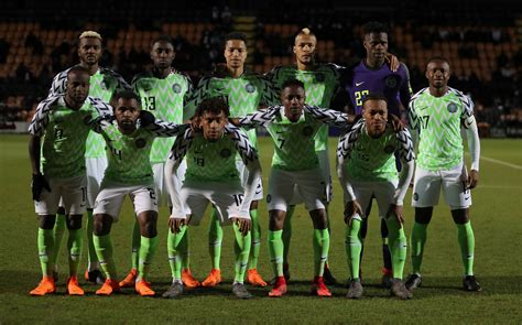 '$24million For Super Eagles If They Win 2018 World Cup