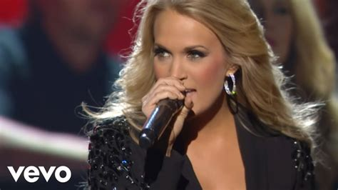 Carrie Underwood - Blown Away Medley (Live) - YouTube