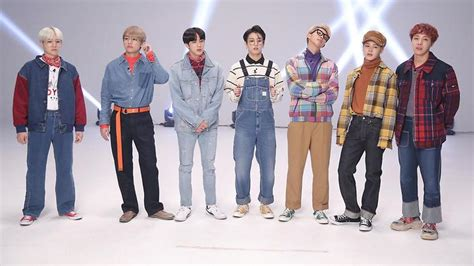 QUIZ: Can you guess the BTS member by their clothes?   SBS