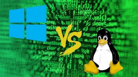 Linux vs Windows: should you take the plunge? - Software