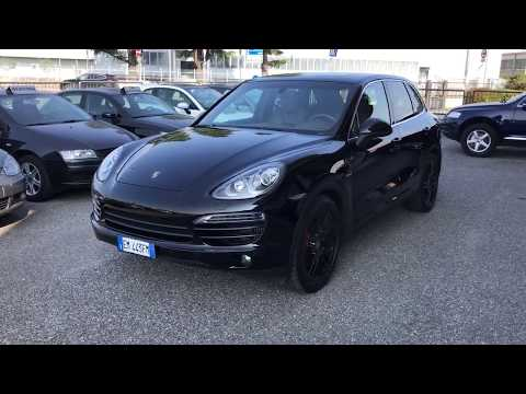 PORSCHE Cayenne Turbo specs & photos - 2010, 2011, 2012