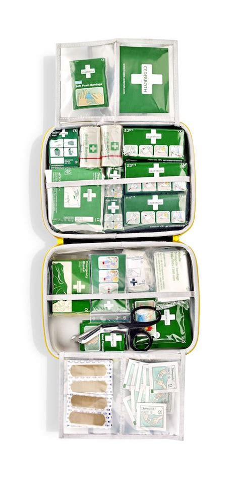 First Aid Kit Large - Wulff Supplies