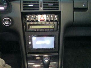 Confirm 2002 E320 radio wiring harness (cross post with