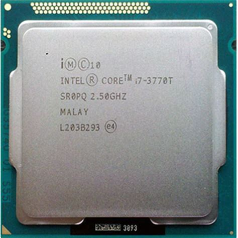 Intel Core i7-3770T | TechPowerUp CPU Database