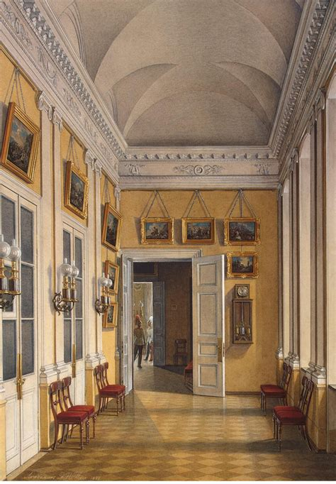 Interiors of Winter Palace and Hermitage | English Russia